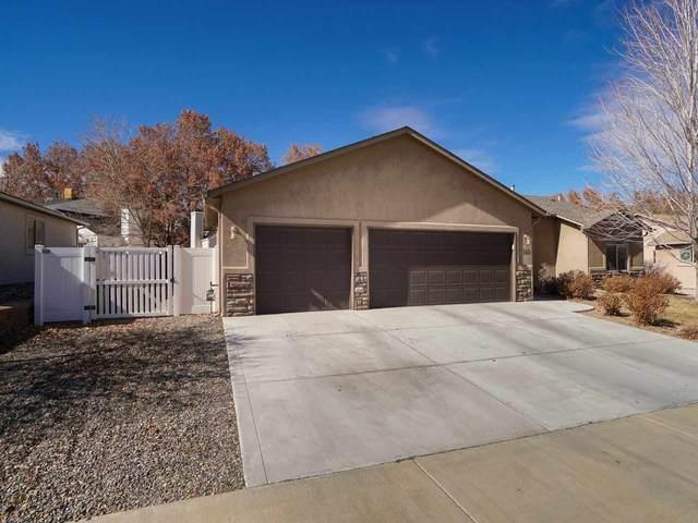 539 Lucas Court, Grand Junction, CO 81507 (MLS #20210755) :: The Christi Reece Group
