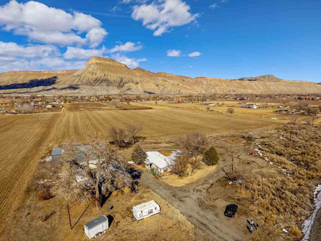 3438 Front Street, Clifton, CO 81520 (MLS #20210758) :: The Christi Reece Group