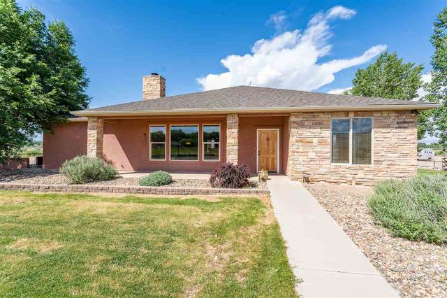 1252 13 1/2 Road, Loma, CO 81524 (MLS #20210760) :: The Grand Junction Group with Keller Williams Colorado West LLC