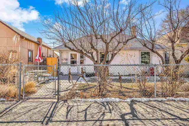 219 W 4th Street, Palisade, CO 81526 (MLS #20210767) :: The Christi Reece Group