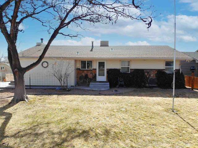 214 W Roberson Drive, Fruita, CO 81521 (MLS #20210768) :: CENTURY 21 CapRock Real Estate