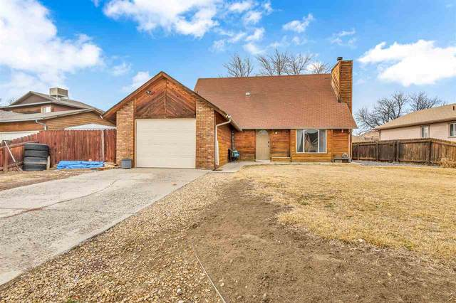645 Pinewood Court, Grand Junction, CO 81504 (MLS #20210769) :: The Kimbrough Team | RE/MAX 4000