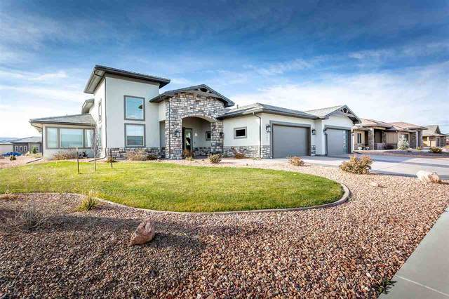 1305 Eagle Way, Fruita, CO 81521 (MLS #20210770) :: Lifestyle Living Real Estate