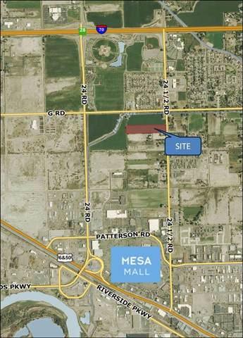 687 & 689 24 1/2 Road, Grand Junction, CO 81505 (MLS #20210778) :: CENTURY 21 CapRock Real Estate