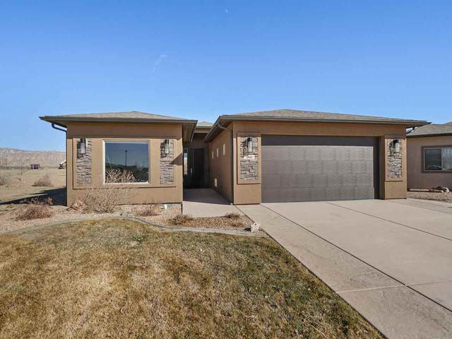 2692 Amber Spring Court, Grand Junction, CO 81506 (MLS #20210780) :: The Christi Reece Group