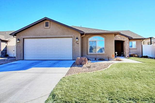 458 Arenosa Street, Grand Junction, CO 81504 (MLS #20210791) :: The Christi Reece Group