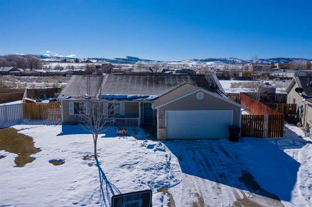 921 Halfturn Road, Rangely, CO 81648 (MLS #20210803) :: The Kimbrough Team | RE/MAX 4000