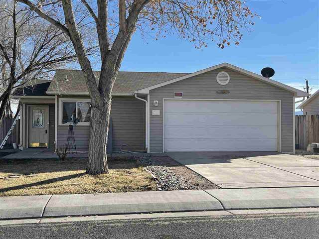 3137 Teal Court, Grand Junction, CO 81504 (MLS #20210811) :: The Christi Reece Group