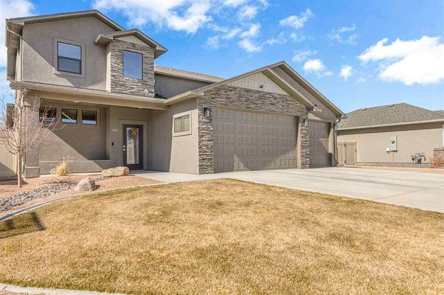 1105 Aspen Village Lp, Fruita, CO 81521 (MLS #20210815) :: The Christi Reece Group