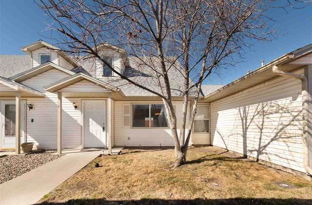 385 Sunnyside Circle F, Grand Junction, CO 81504 (MLS #20210816) :: The Christi Reece Group