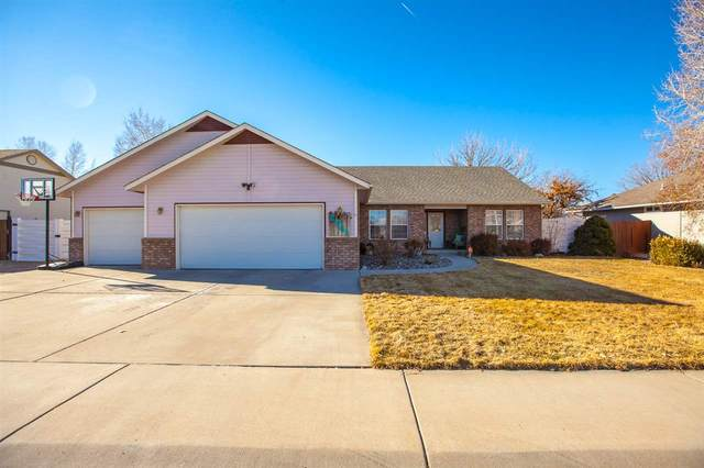 2541 Westwood Drive, Grand Junction, CO 81505 (MLS #20210817) :: The Kimbrough Team | RE/MAX 4000