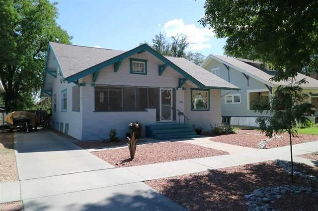 1145 Chipeta Avenue, Grand Junction, CO 81501 (MLS #20210818) :: The Christi Reece Group