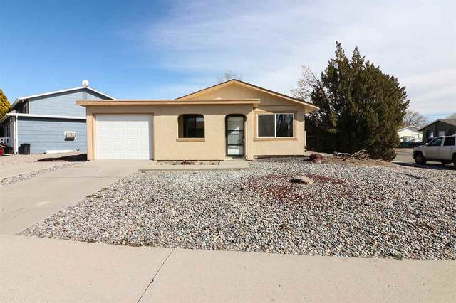 3034 Wedgewood Avenue, Grand Junction, CO 81504 (MLS #20210825) :: Lifestyle Living Real Estate
