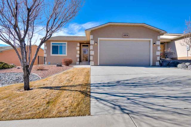 587 Rio Grande Drive A, Grand Junction, CO 81501 (MLS #20210826) :: Lifestyle Living Real Estate
