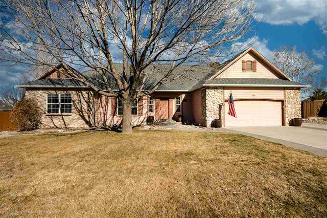 690 Country Meadows Drive, Grand Junction, CO 81507 (MLS #20210832) :: The Christi Reece Group
