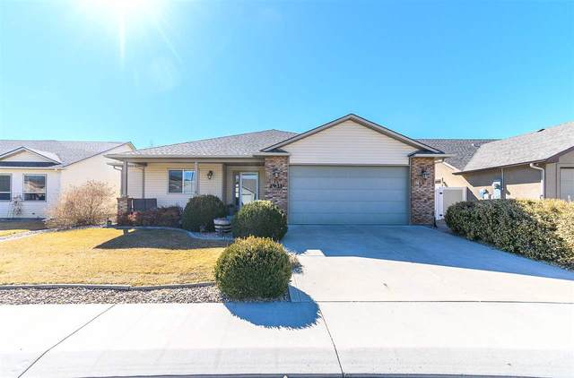 2931 Sylvia Lane, Grand Junction, CO 81504 (MLS #20210837) :: The Christi Reece Group