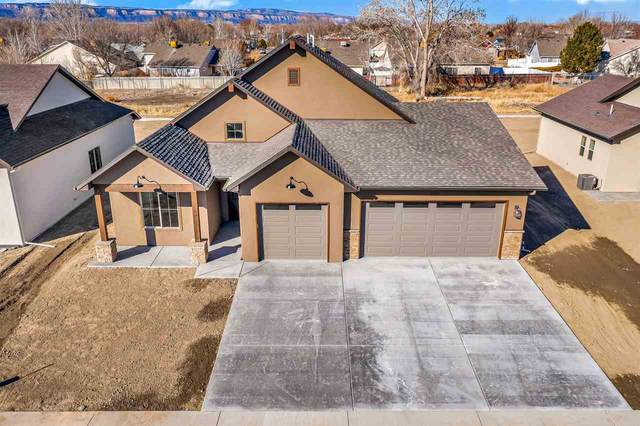 617 Orange Grove Way, Grand Junction, CO 81504 (MLS #20210842) :: The Kimbrough Team | RE/MAX 4000