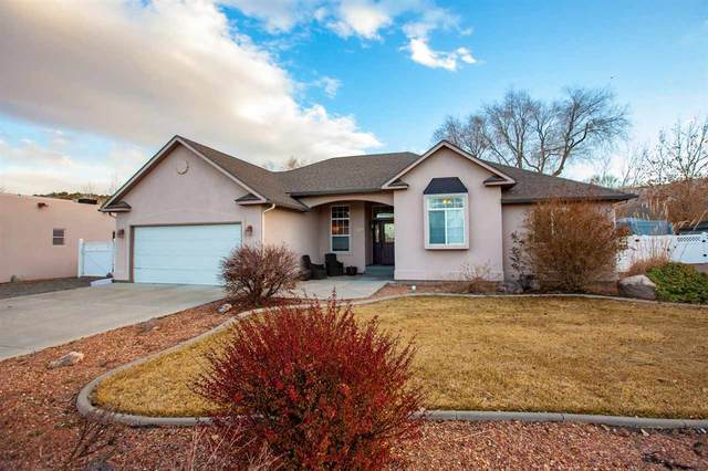 2209 Renaissance Boulevard, Grand Junction, CO 81507 (MLS #20210844) :: Western Slope Real Estate