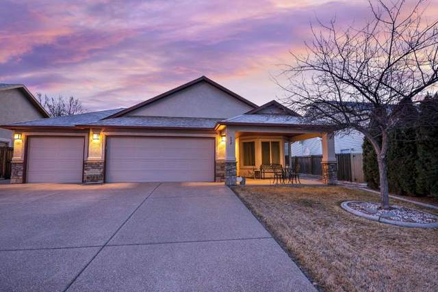 452 Bismarck Street, Grand Junction, CO 81504 (MLS #20210852) :: The Christi Reece Group