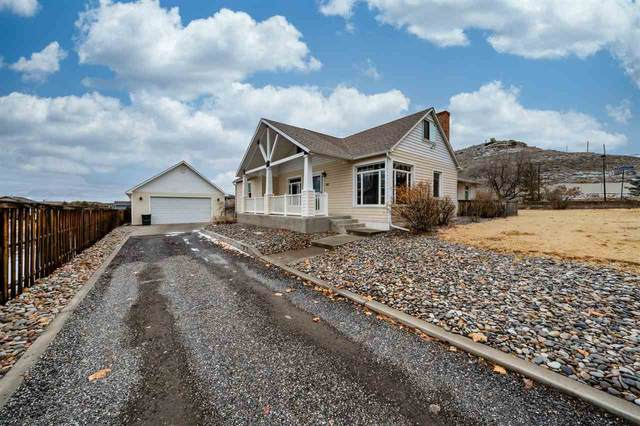 262 26 1/4 Road, Grand Junction, CO 81503 (MLS #20210853) :: The Grand Junction Group with Keller Williams Colorado West LLC