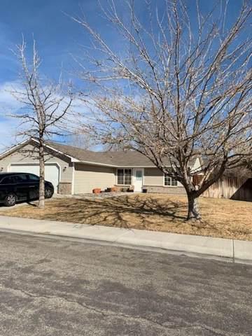670 Marshall Street, Grand Junction, CO 81505 (MLS #20210854) :: The Christi Reece Group
