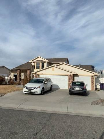 2862 Tyndale Way, Grand Junction, CO 81503 (MLS #20210857) :: The Christi Reece Group