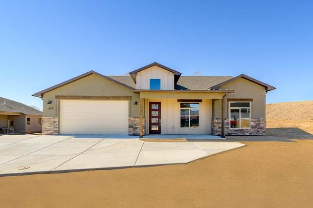679 Woodworth Court, Grand Junction, CO 81506 (MLS #20210864) :: Western Slope Real Estate