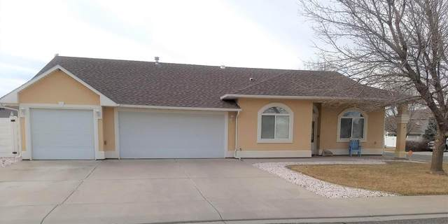221 Shoney Drive, Grand Junction, CO 81503 (MLS #20210875) :: The Kimbrough Team | RE/MAX 4000