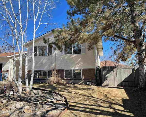 630 29 1/4 Road, Grand Junction, CO 81504 (MLS #20210876) :: The Christi Reece Group