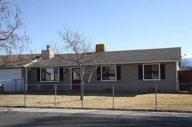 466 Royal Ann Way, Grand Junction, CO 81504 (MLS #20210877) :: The Christi Reece Group
