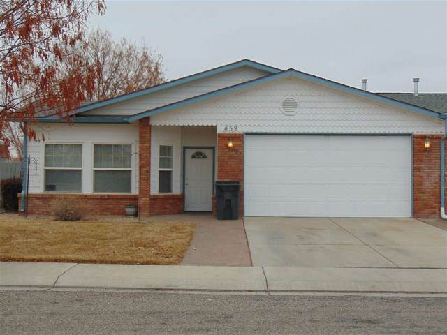459 Phyllis Drive, Fruita, CO 81521 (MLS #20210878) :: The Christi Reece Group
