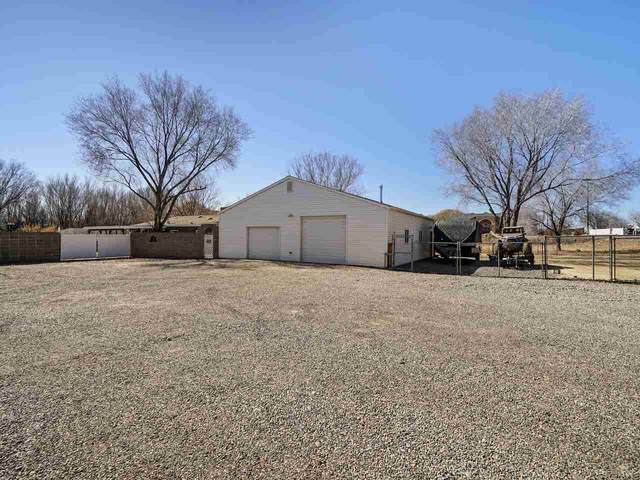 3291 D 1/2 Road, Clifton, CO 81520 (MLS #20210896) :: The Kimbrough Team | RE/MAX 4000