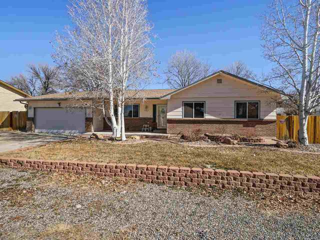 622 Hudsons Bay Drive, Grand Junction, CO 81504 (MLS #20210903) :: The Kimbrough Team | RE/MAX 4000