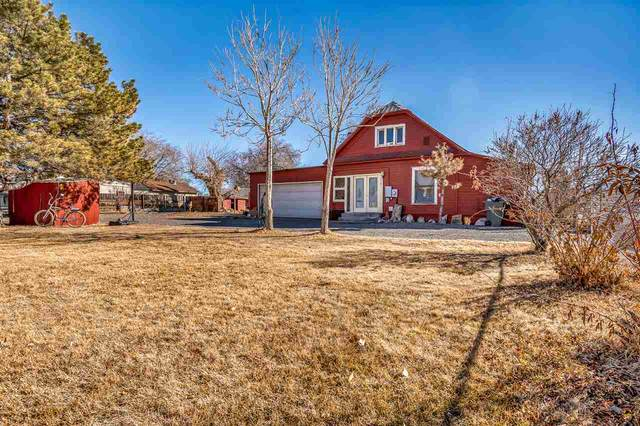 2701 Unaweep Avenue, Grand Junction, CO 81503 (MLS #20210930) :: The Christi Reece Group