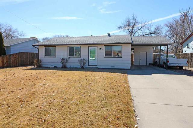 2865 Texas Avenue, Grand Junction, CO 81501 (MLS #20210945) :: The Grand Junction Group with Keller Williams Colorado West LLC
