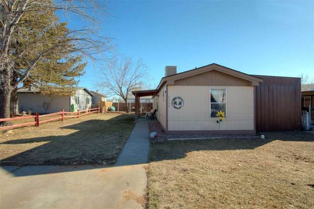 3069 1/2 Thrush Drive, Grand Junction, CO 81504 (MLS #20210950) :: The Grand Junction Group with Keller Williams Colorado West LLC