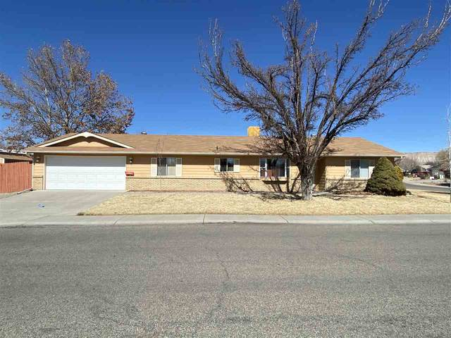 3046 Lancelot Place, Grand Junction, CO 81504 (MLS #20210958) :: The Kimbrough Team | RE/MAX 4000