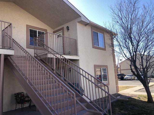 490 Coronado Court D, Clifton, CO 81520 (MLS #20210959) :: The Grand Junction Group with Keller Williams Colorado West LLC