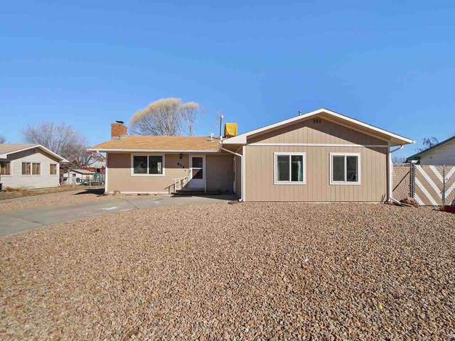 215 E Concord Drive, Fruita, CO 81521 (MLS #20210961) :: The Grand Junction Group with Keller Williams Colorado West LLC