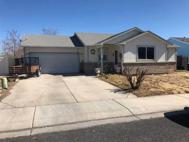 464 N Sun Court, Grand Junction, CO 81504 (MLS #20210962) :: The Grand Junction Group with Keller Williams Colorado West LLC