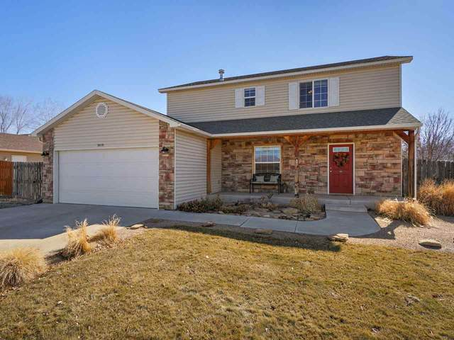 3019 Milburn Drive, Grand Junction, CO 81504 (MLS #20210963) :: The Kimbrough Team | RE/MAX 4000