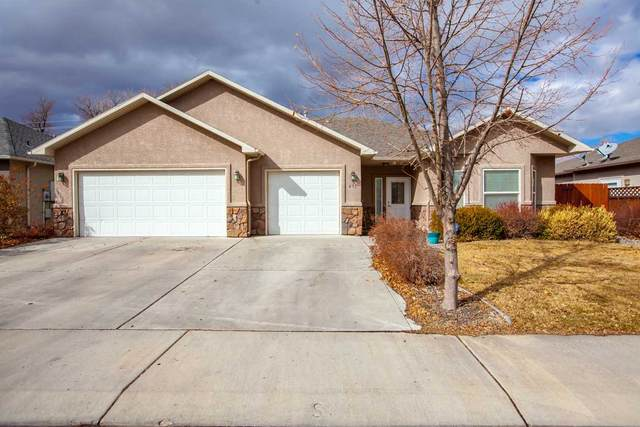 671 Arthur Court, Grand Junction, CO 81505 (MLS #20210990) :: The Christi Reece Group