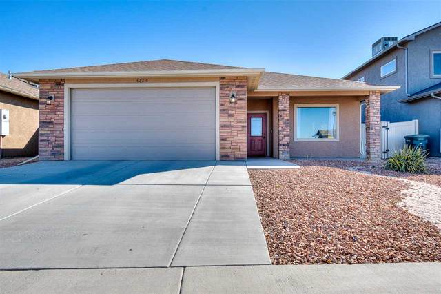 432 Donogal Drive B, Grand Junction, CO 81504 (MLS #20210993) :: The Grand Junction Group with Keller Williams Colorado West LLC