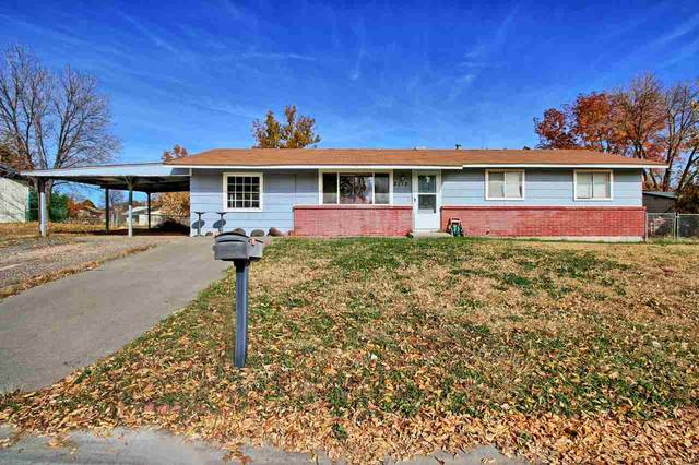 2112 Teton Road, Grand Junction, CO 81507 (MLS #20210999) :: CENTURY 21 CapRock Real Estate