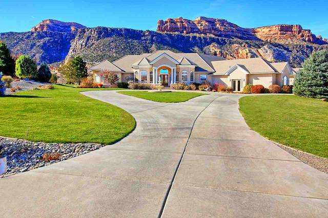 2141 Redcliff Circle, Grand Junction, CO 81507 (MLS #20211002) :: The Kimbrough Team | RE/MAX 4000