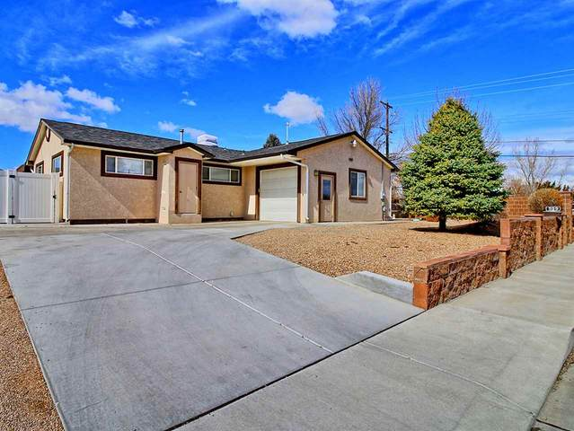 599 Jesse Way, Grand Junction, CO 81507 (MLS #20211010) :: The Christi Reece Group