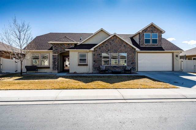 2479 Terra Avenue, Grand Junction, CO 81505 (MLS #20211013) :: The Grand Junction Group with Keller Williams Colorado West LLC