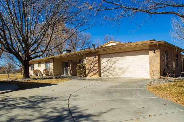 2621 Cider Mill Road, Grand Junction, CO 81505 (MLS #20211014) :: The Kimbrough Team | RE/MAX 4000