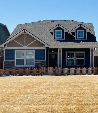 681 Entrada Vista Street B, Grand Junction, CO 81505 (MLS #20211019) :: The Kimbrough Team | RE/MAX 4000