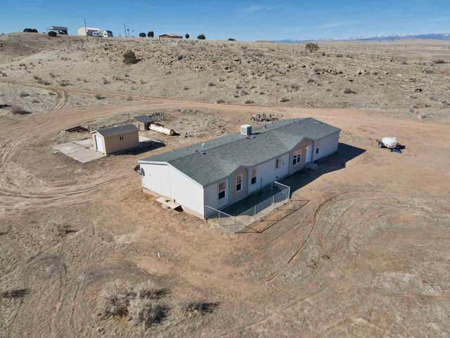315 Old Highway 6&50, Mack, CO 81525 (MLS #20211020) :: The Danny Kuta Team